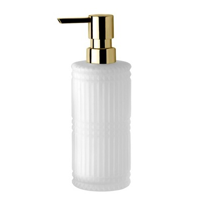 Devon Lotion Pump White - Allure Home Creations