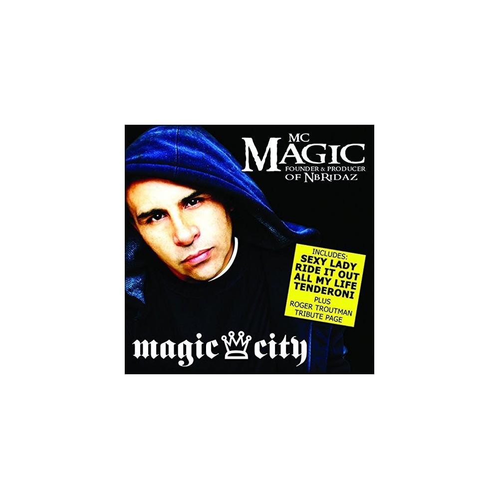 Sun Ra & His Solar A - Magic City (CD)