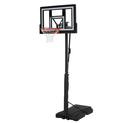 "Lifetime 48"" Adjustable Portable Basketball Hoop"