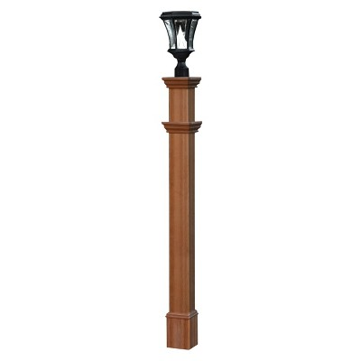 Vita Charleston Composite Lamp Post