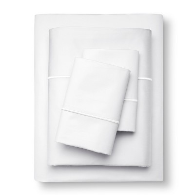 Supima Cotton Sheet Set (Queen)White 1000 Thread Count - Fieldcrest™