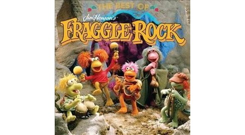 Fraggle Rock - Best Of Jim Henson's Fraggle Rock (Os (Vinyl) - image 1 of 1
