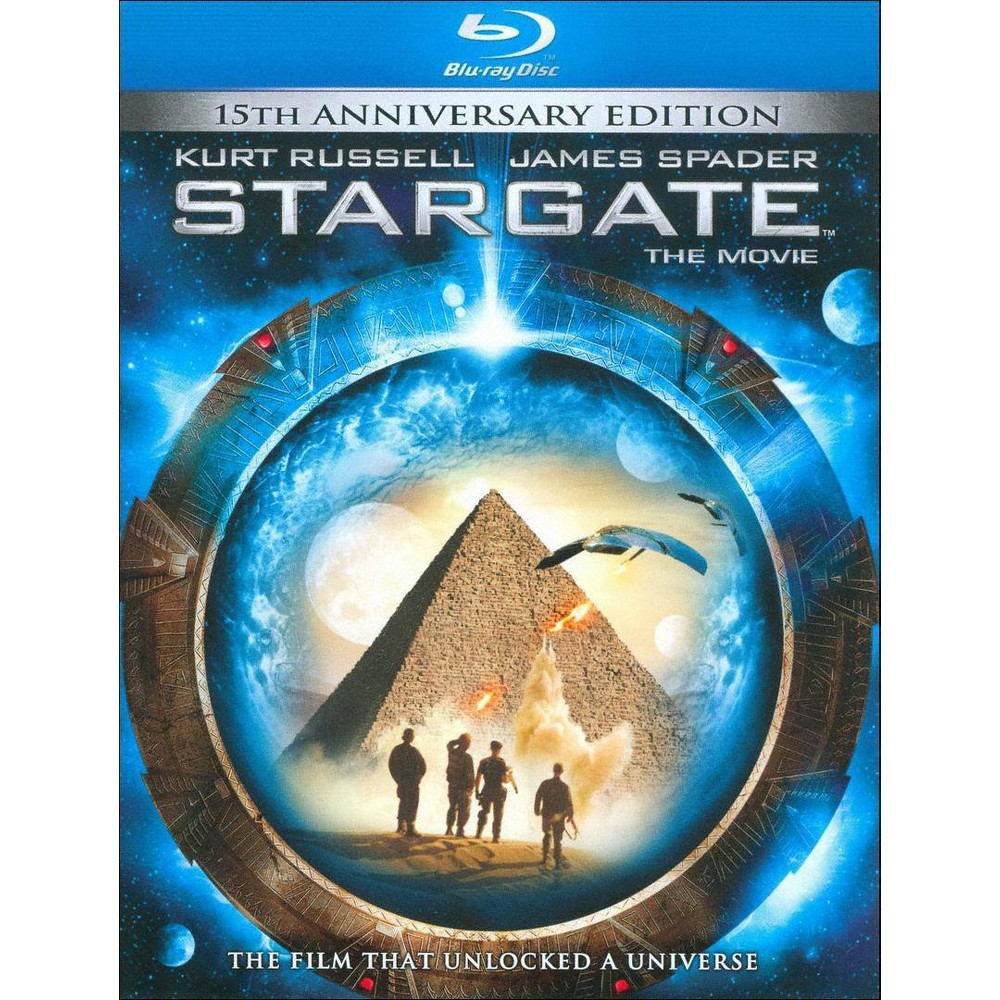 Stargate (WS) (15th Anniversary Edition) (Extended Cut) (Blu-ray)