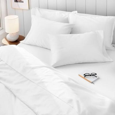 Cotton Solid Sheet Set - Martha Stewart