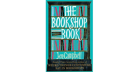 Bookshop Book (Hardcover) (Jen Campbell) - image 1 of 1