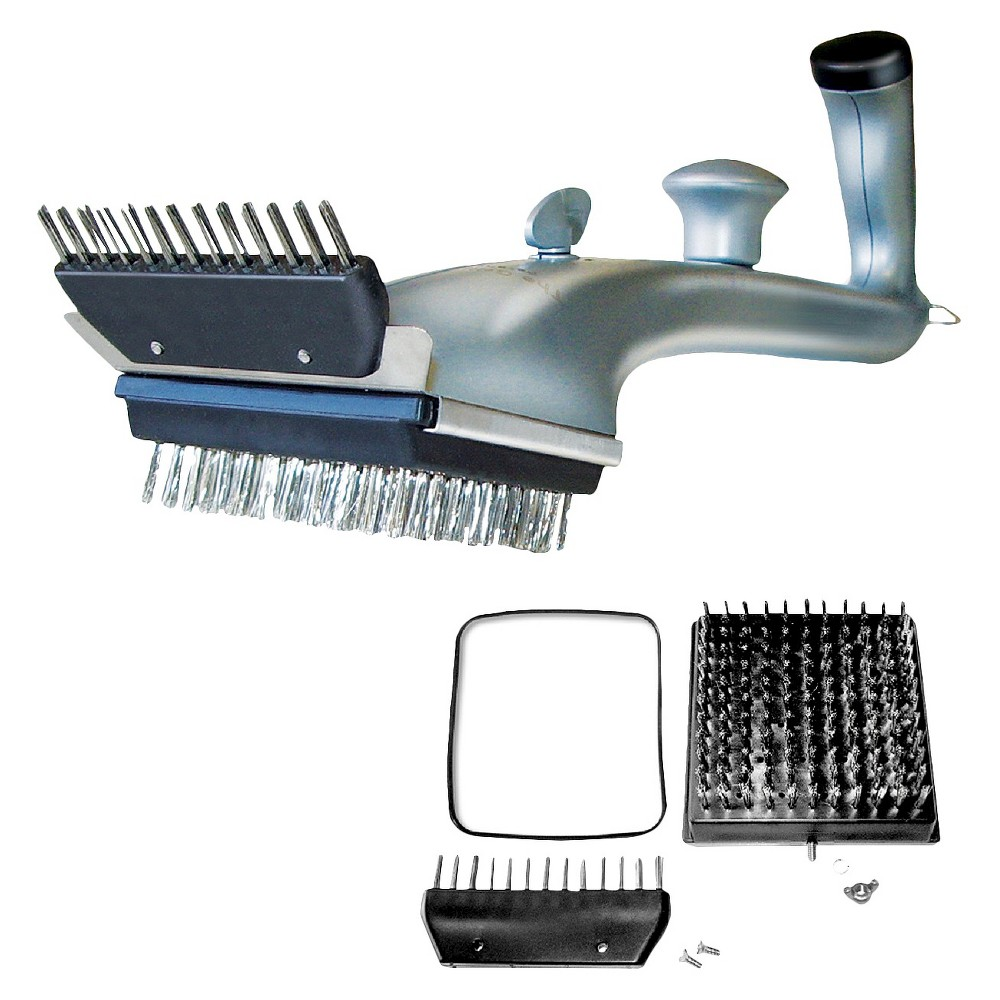 Image of Grill Daddy Pro Brush with Replacement