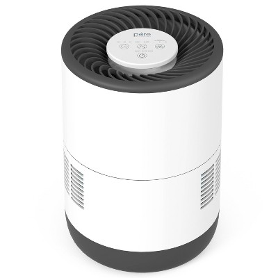 Pure Enrichment MistAire 4 Speed Evaporative Humidifier White
