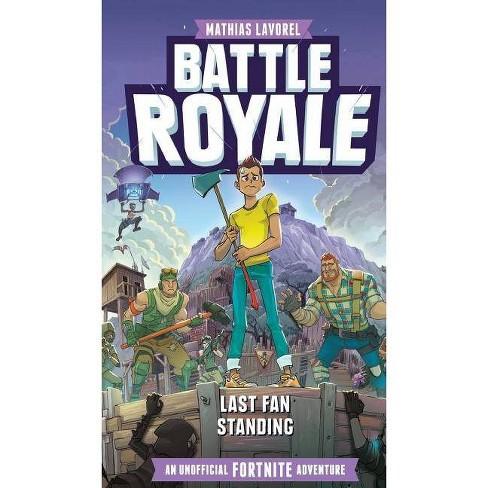 Battle Royale - by  Mathias Lavorel (Hardcover) - image 1 of 1