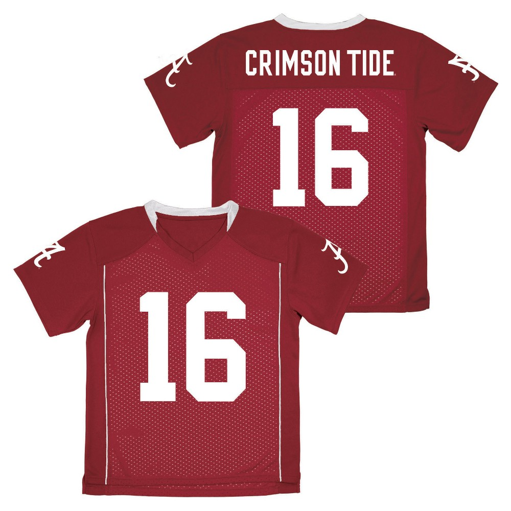 Ncaa Boys Replica Football Jersey Alabama Crimson Tide Xl