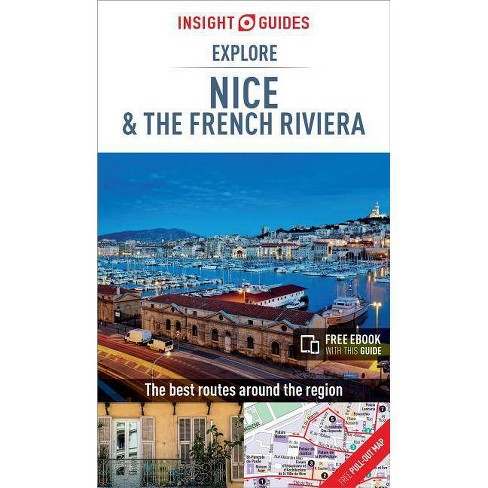 Insight Guides Explore Nice & French Riviera (Travel Guide with Free Ebook) - (Insight Explore Guides) - image 1 of 1