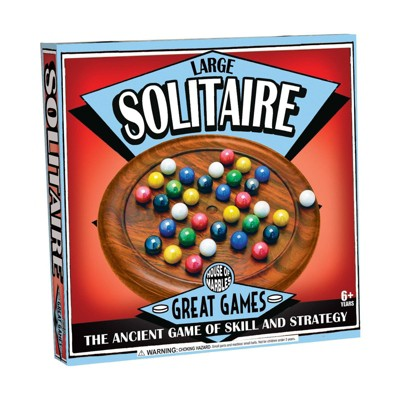 Large Solitare Game