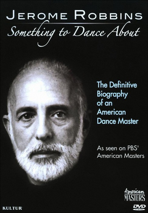Jerome robbins:Something to dance abo (DVD) - image 1 of 1