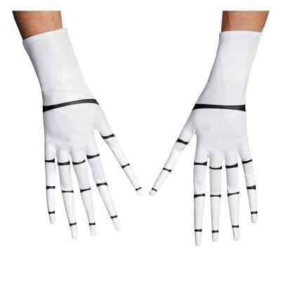 The Nightmare Before Christmas Jack Skellington Adult Gloves