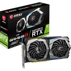 MSI GeForce RTX 2060 SUPER GAMING X GeForce RTX 2060 SUPER Graphic Card - 8 GB GDDR6 - 256 bit Bus Width - DisplayPort - HDMI