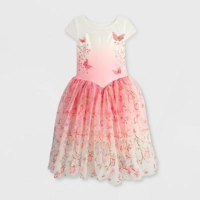 Girls' Disney Snow White Tutu Dress - Pink - Disney Store