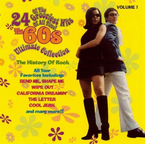 Various - Ultimate 60s collection vol 01 (CD) - image 1 of 1
