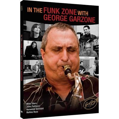 JodyJazz In the Funk Zone with George Garzone DVD