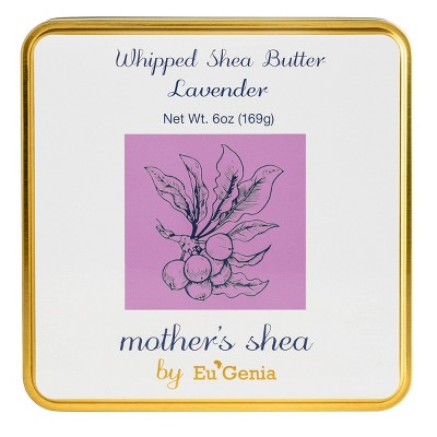 mother's shea Whipped Body Butter - Lavender - 6oz