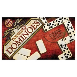 House of Marbles Double Nine Dominoes