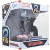 Quantum Mechanix Marvel 3.5 Inch Q-Fig Mini Figure | X-Force Deadpool Unicorn Selfie - image 2 of 3