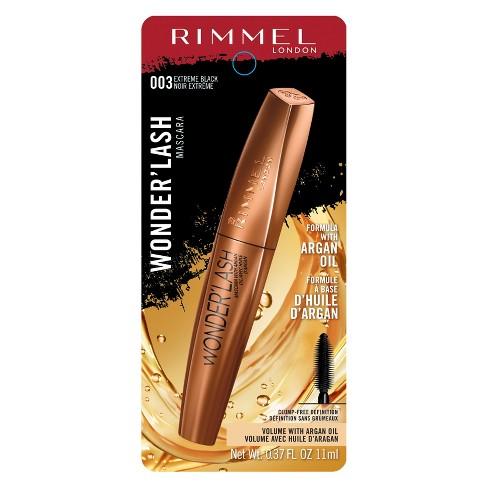2f7f3b16ea8 Rimmel Wonderlash Mascara - Extreme Black : Target