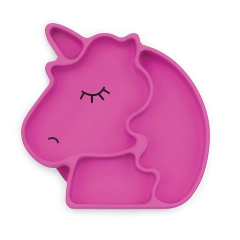 Bumkins Unicorn Baby Feeding Accessories - Purple - image 1 of 3