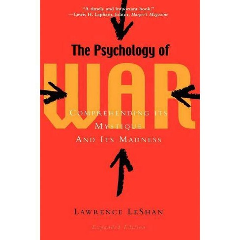The Psychology of War - by  Lawrence Leshan (Paperback) - image 1 of 1