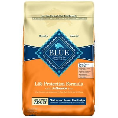 Dog Food: Blue Buffalo Life Protection Large Breed Adult
