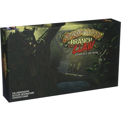 Greater Than Games Spirit Island Branch & Claw Strategy Game