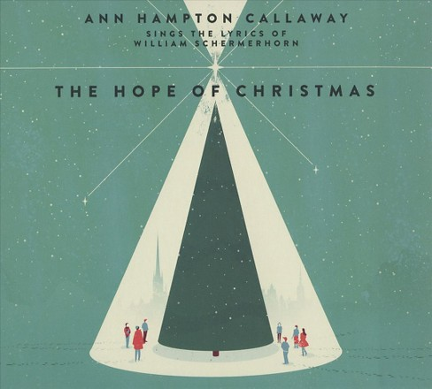 Ann hampto callaway - Hope of christmas (CD) - image 1 of 1