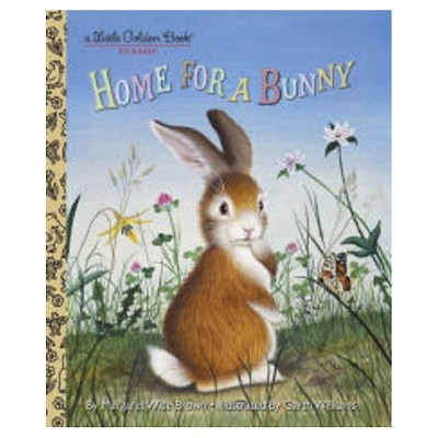 Home for a Bunny ( Little Golden Books)(Reprint)(Hardcover)by Margaret Wise Brown