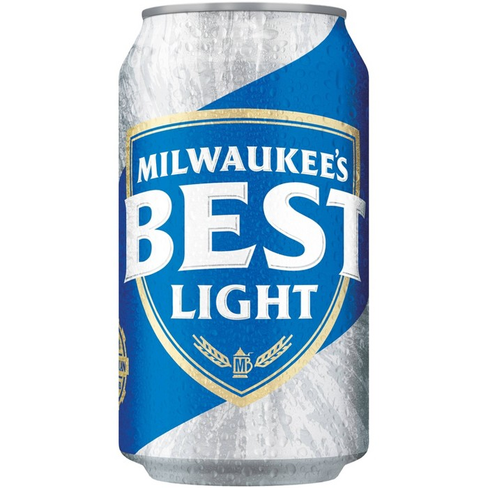 Milwaukee's Best Light Beer - 12pk/12 fl oz Cans - image 1 of 2