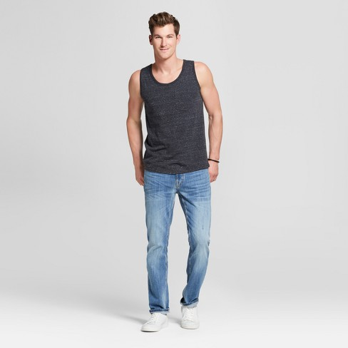 f91eee30601a1 Men s Standard Fit Novelty Tank Top - Goodfellow   Co™   Target