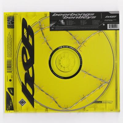 Post Malone - beerbongs & bentleys (Explicit)(CD)