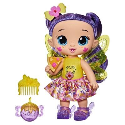 Baby Alive GloPixies Siena Sparkle Baby Doll