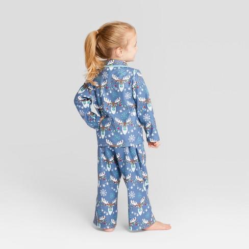 7509d13b732c Nite Nite Munki Munki Toddler Holiday Moose Notch...   Target