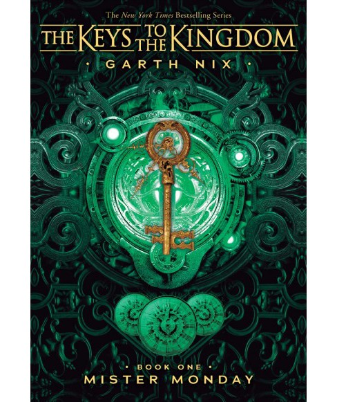 Mister Monday -  (The Keys to the Kingdom) by Garth Nix (Paperback) - image 1 of 1