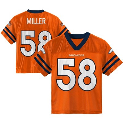 NFL Denver Broncos Toddler Boys' Miller
