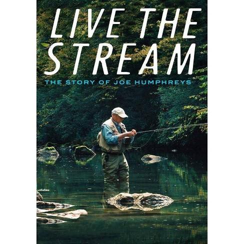 Live The Stream: The Story of Joe Humphreys (DVD) - image 1 of 1