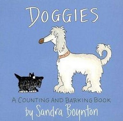 Doggies by Sandra Boynton (Board Book)