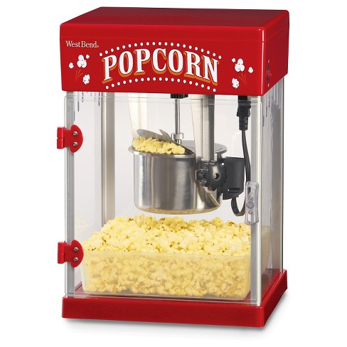 West Bend Theater Popcorn Maker Machine - image 1 of 8