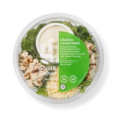 Chicken Caesar Salad Bowl - 6.25oz - Good & Gather™