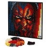 LEGO Art Star Wars The Sith Canvas Art Set Building Kit for Adults 31200 - image 2 of 4