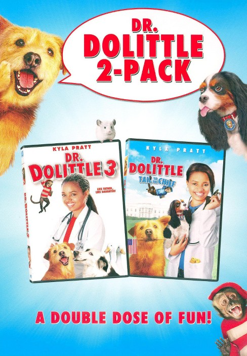 Dr dolittle 3/ dr dolittle:Tail to th (DVD) - image 1 of 1