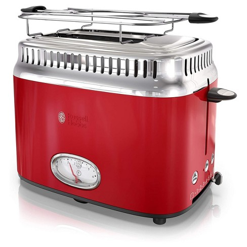 Russell Hobbs Retro Style 2 Slice Toaster - image 1 of 3