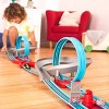 DRIVEN by Battat Racing Loop (large) Toy Vehicle Tracks - image 3 of 4