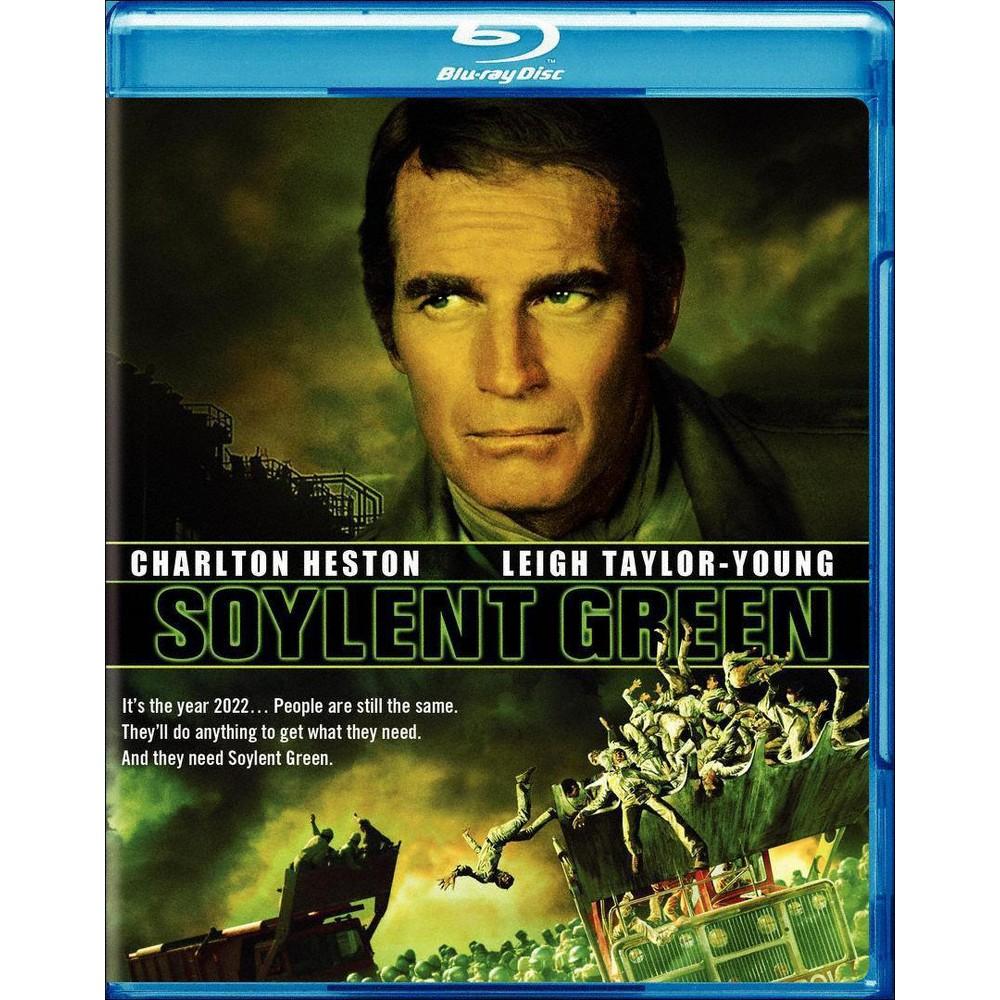 Soylent Green (Blu-ray), Movies
