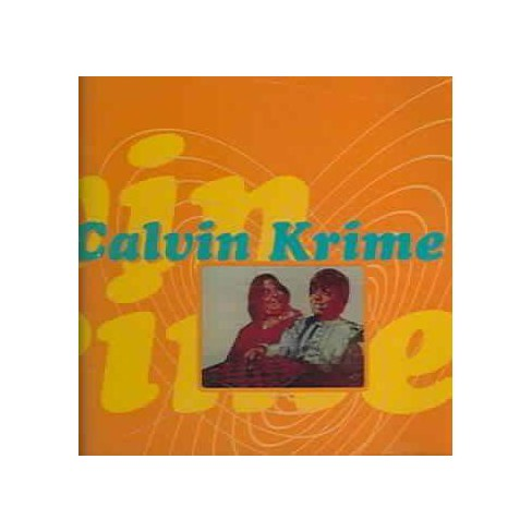 Calvin Krime - You're Feeling So Attractive (CD) - image 1 of 1