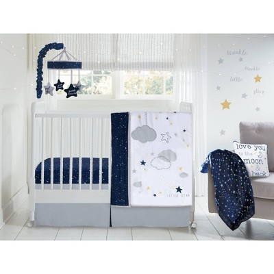 Wendy Bellissimo Celestial Bedding Set 4pc