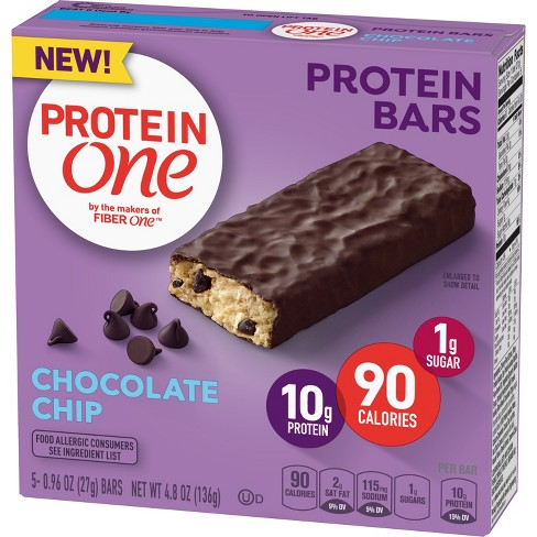 Protein One Chocolate Chip Bars